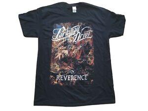 New Parkway Drive Reverence Black Tshirt, Adult Medium