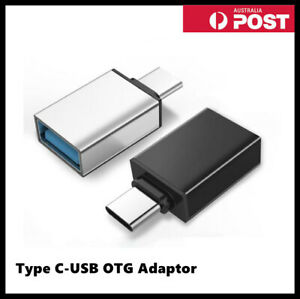 Fast Type C Male to USB 3.0 Premium A Female Converter USB-C Data OTG Adapter
