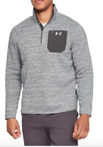 Under Armour UA Specialist Henley Sweater Fleece 2.0  1316276 polartec Thermal