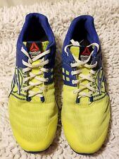 Reebok Crossfit Nano Speed V46662 blue halfshoes Size 10 EUR 41