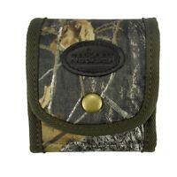 Tourbon Bullet Pouch Rifle Ammo Wallet Camo on Belt Canvas Cartridge Carrier US