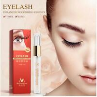 Herbal Eyelash Growth Treatments Liquid Serum Enhancer Eye Lash Longer Thicker