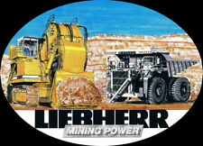 LIEBHERR A 904 C, A 900 C LITRONIC HYDRAULIC EXCAVATOR SERVICE & REPAIR MANUAL