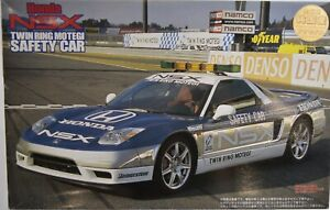 Fujimi Honda (Acura) NSX Twin Ring Motegi Safety Car —Sealed Inside