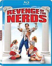 Blu Ray REVENGE OF THE NERDS. (1984). Region free. New sealed.
