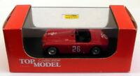 Top Model 1/43 Scale TMC117 - Ferrari 212 CA-MO - #26 Argentina 1955