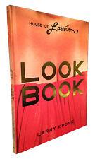 House of Larréon Look Book Larry Krone Todd Oldham Bridget Everett fashion art