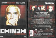 RARE / DVD - EMINEM : LA BIOGRAPHIE HISTORY STAR RAP / NEUF EMBALLE NEW & SEALED