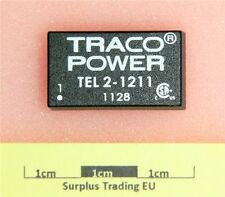 TRACO TEL 2-1211 Regulated DC-DC Converter 5V 400mA