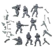 Lot 8 Pcs STAR WARS StormTrooper Droids Miniatures mini Figure by LFL