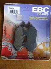 EBC garnitures de frein pour peugeot sym TGB sfa264 NEUF