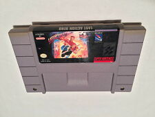Last Action Hero (Super Nintendo SNES) Game Cartridge Vr Nice!