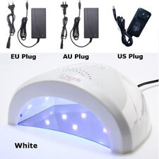 Professional LED UV Nail Dryer Gel Polish Lamp Light Curing Manicure Machine 48W