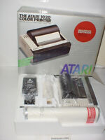 Vintage ATARI 1020 COLOR PRINTER for Home Computer New in Box !!