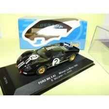 Ford MK II N°2 le Mans 1966 IXO Lm1966 1 43 Arrivée 1èr