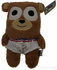 "Gund Bear In Underwear 12"" Plush Friends Stuffed Animal Striped Undies Soft Toy"