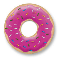 "Pin Button Badge Ø25mm 1"" Donuts Donut Beignet Patisserie Chocolat Rainbow Kawai"