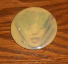 The Rolling Stones Button 80s Pin 2 1/4""