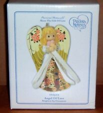 New! Precious Moments 2009 Ornament Angel Of Love 102422 Brighten Up Ornament