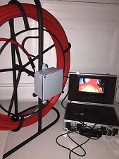 SEWER VIDEO PIPE DRAIN CLEANER INSPECTION SNAKE CAMERA 512hz SONDE INCLUDED