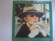 David Bowie ,John im only Dancing (again) 1979 Unplayed.