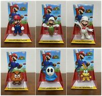 New JAKKS Super Mario Mini Figure World of Nintendo
