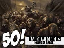 Zombie Lot - 50 Random Zombies! (Includes Rares!) MTG Magic!