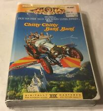 Chitty Chitty Bang Bang (1968)~VHS~30th Anniversary Edition~Dick Van Dyke~NEW