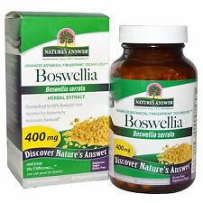 Boswellia Extract (400mg) 90 Veg Caps - Nature's Answer