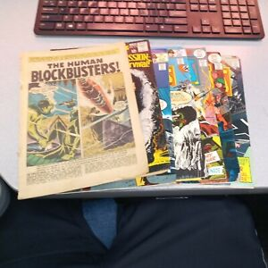 Our Fighting Forces 7 Issue Silver Bronze Age Dc Comics Lot Run Set Collection