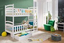 Bett BOBO 90x200 Etagenbett Doppel Hochbett Doppelstockbett Kinderbett Stockbett