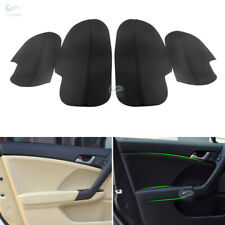 4pcs Leather Door Panels Armrest Replacement Cover For Honda Accord 2009 Sedan