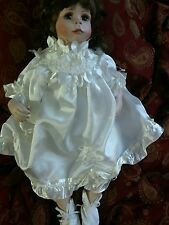Linda Murray AEL collectable porcelain doll-   BONNIE GIRL