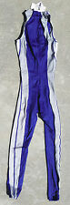 RARE Speedo FS2 BackStroke BodySkin Full Leg Length! - Blue LL-Brand New in Box!