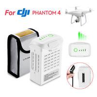 For DJI Phantom 4 /4Pro /4Advanced LiPo Intelligent Flight Battery 15.2V 5350mAh