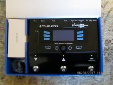 TC Helicon Voicelive Play Acoustic Guitar, Vocal Effects FX Harmony Pedal
