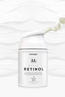 Premium Retinol Cream, Anti-Aging Moisturizer Cream 2.5% for Face and Eye Care