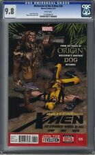 Wolverine & The X-Men (2011 Series) #26 CGC 9.8