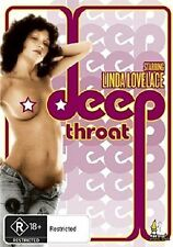 Linda Lovelace Deep Throat but Unsealed Region 0 (plays Anywhere)