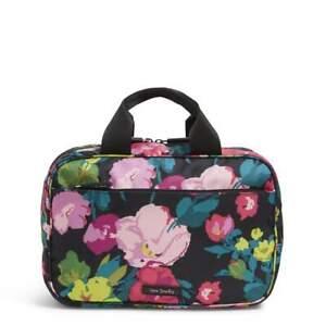 NEW Vera Bradley Lighten Up Travel Organizer Cosmetic Bag Hilo Meadow.  $59.00.
