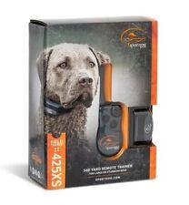 SportDOG Brand 425X Remote Trainer 500 Yard Range E-Collar w Static Stubborn Dog