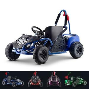 Kids 36V Electric Go Kart 1000W Electric Buggy Kart - OneKart™ | EX2S