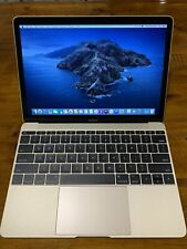 Apple MacBook 12 Inch 2017 Model - Excellent Condition