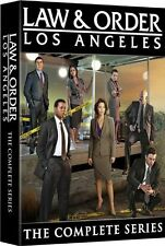 Law & Order Los Angeles Complete Series DVD Set Collection TV Show US Lot Season