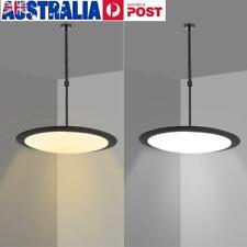 Black Ceiling light Pendant Light Large Chandelier Modern Home Room Kitchen Lamp