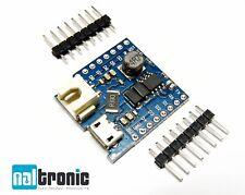 Batería batería Shield micro USB de carga módulo expansión Board para wemos d1 Mini