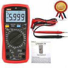 Uni T Ut890c890d Digital True Rms Handheld Multimeter Acdc Frequency Testekd