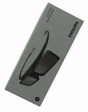 2x NEW ORIGINAL Philips Active 3D glasses PTA529 for Philips TVs