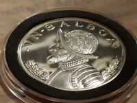 PROOF SILVER 1970 PANAMA PROOF STRIKE Rare type Low Mintage UN BALBOA W Holder.