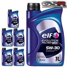 OLIO MOTORE ELF EVOLUTION FULL-TECH MSX 5W 30  - 5 litri -